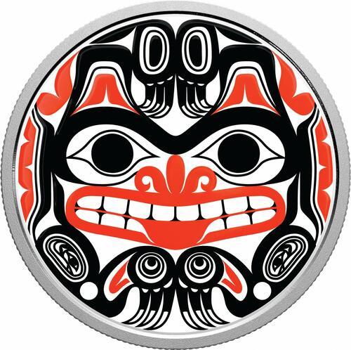Lieferumfang:Kanada : 20 Dollar Bill Reid: Xhuwaji, Haida Grizzly Bear  2020 PP