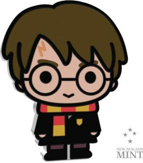 Vorderseite:Niue : 2 Dollar Harry Potter - Chibi Coin Collection #2  2020 PP