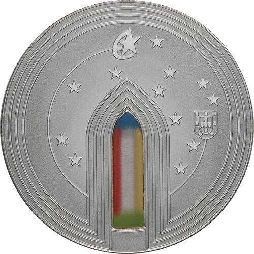 Rückseite:Portugal : 5 Euro Gotik  2020 PP