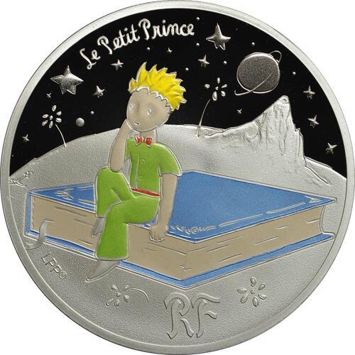 Vorderseite:Frankreich : 10 Euro Buch  2021 PP