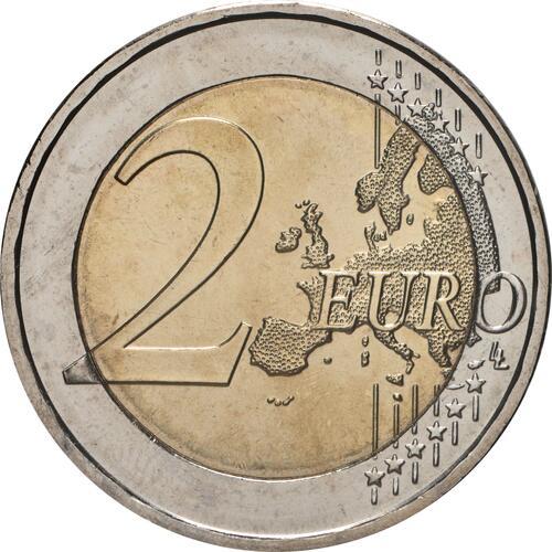 Vorderseite:Deutschland : 2 Euro Sachsen-Anhalt - Magdeburger Dom Buchstabe unserer Wahl  2021 bfr
