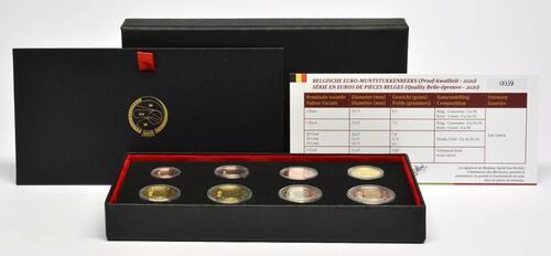 Lieferumfang:Belgien : 3,88 Euro KMS Belgien  2020 PP