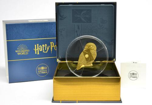 Lieferumfang:Frankreich : 200 Euro Harrys Eule Hedwig  2021 PP