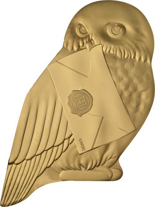 Vorderseite:Frankreich : 200 Euro Harrys Eule Hedwig  2021 PP