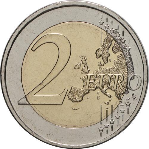 Vorderseite:Griechenland : 2 Euro 200. Jahrestag der griechischen Revolution  2021 bfr