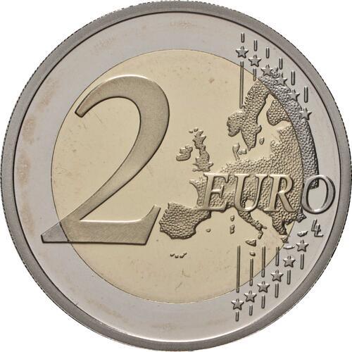 Vorderseite:Griechenland : 2 Euro 200. Jahrestag der griechischen Revolution  2021 PP