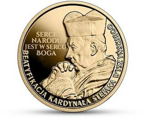Lieferumfang:Polen : 100 Zloty Seligsprechung Kardinal Wyszynski  2021 PP