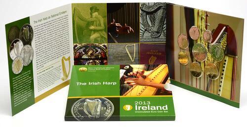 Lieferumfang:Irland : 3,88 Euro KMS Irland  2013 Stgl. KMS Irland 2013 BU Stgl.