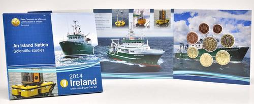 Lieferumfang:Irland : 3,88 Euro KMS Irland  2014 Stgl.
