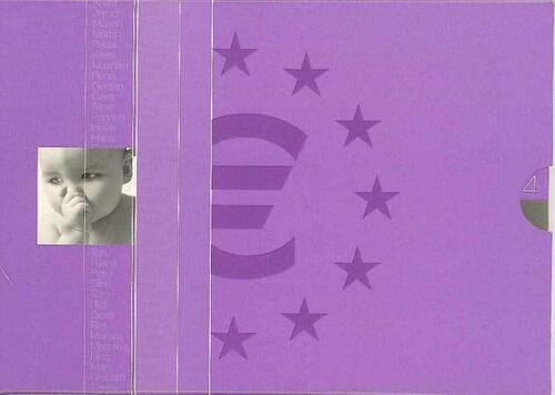 Lieferumfang:Niederlande : 3,88 Euro original KMS Baby Niederlande + Medaille  2004 bfr