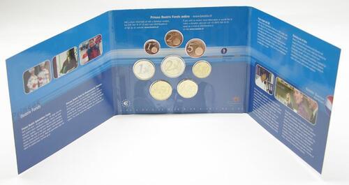 Lieferumfang:Niederlande : 3,88 Euro Originalsatz aus den Niederlanden gute Taten Satz  2005 Stgl. KMS Niederlande 2005