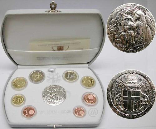 Lieferumfang:Vatikan : 3,88 Euro KMS Vatikan  2003 PP KMS Vatikan 2003 PP