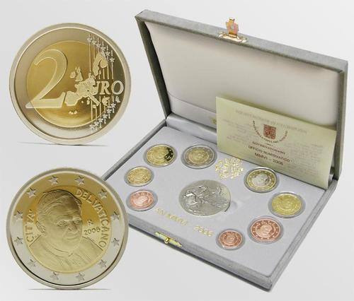 Lieferumfang:Vatikan : 3,88 Euro KMS Vatikan  2006 PP KMS Vatikan 2006 PP