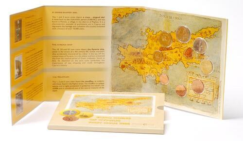 Lieferumfang:Zypern : 3,88 Euro KMS Zypern  2008 Stgl. KMS Zypern 2008; Euro KMS Zypern 2008