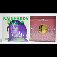 Portugal 5 Euro Katharina von Braganza 2016 PP