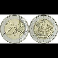 Slowakei 2 Euro Istropolitana 2017 bfr