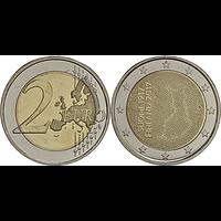Finnland 2 Euro Unabhängigkeit 2017 bfr / Stgl.