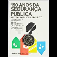 Portugal 2 Euro Sicherheit / Polizei 2017 Stgl. in Coincard