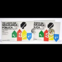 Portugal 2 Euro Sicherheit / Polizei 2017 PP
