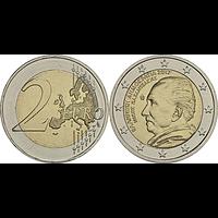 2 Euro Kazantzakis 2017 bfr Griechenland