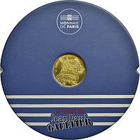 Frankreich 200 Euro Jean Paul Gaultier 2017 bfr