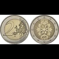 2 Euro Kornblume 2018 bfr Frankreich