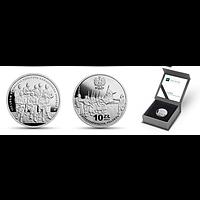Niue 2017 10 Zloty 100 Jahre Polnisches Nationalkomitee PP