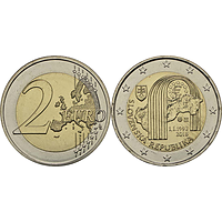 Slowakei 2 Euro Republik 2018 bfr