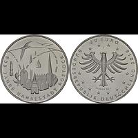 20 Euro Rostock 2018 bfr Deutschland