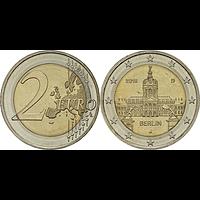 2 Euro Berlin 2018 bfr Deutschland