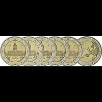 Deutschland 2018 2 Euro Berlin - Schloss Charlottenburg bfr