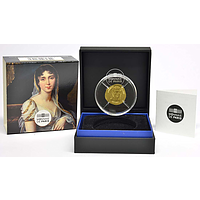 50 Euro Désirée Clary 2018 PP Frankreich Gold