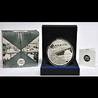 500 Euro Louvre 2018 PP Frankreich 1Kg Silber