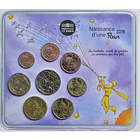 3,88 Euro Mini KMS Mädchen 2018 Stgl. Frankreich