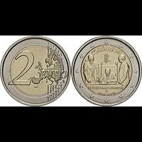2 Euro Verfassung 2018 Stgl. Italien