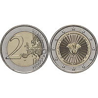 2 Euro Dodekanes 2018 bfr Griechenland