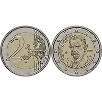 2 Euro Kostis Palamas 2018 bfr Griechenland