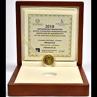 200 Euro Herodot 2018 PP Griechenland GOLD