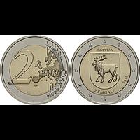 2 Euro Zemgale 2018 bfr Lettland