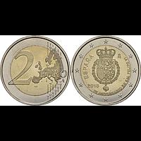 2 Euro Felipe VI 2018 bfr Spanien