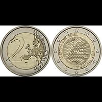 2 Euro Weltbienentag 2018 bfr Slowenien