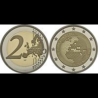 2 Euro Weltbienentag 2018 PP Slowenien