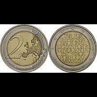 2 Euro Prägestätte INCM 2018 bfr Portugal