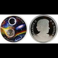 Kanada 2018 20 Dollar 150 J. Astronomische Gesellschaft Canadas PP