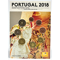 KMS Portugal FDC 2018