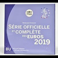 KMS Frankreich 2019 Stgl. / BU