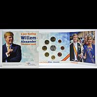 KMS Niederlande 5 Jahre Köing Willem Alexander 2018 Stgl.