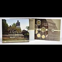 3,88 Euro KMS Slowakei Unesco 2018 bfr