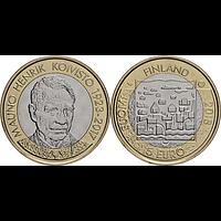 5 Euro Koivisto 2018 bfr Finnland