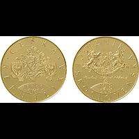 Tschechische Republik 2018 10000 Kronen 100 Jahre Gründung der Tschechoslowakei PP